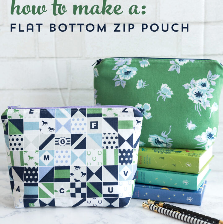 Superieur Learn To Sew Series: Stitch An Adorable Zippered Pouch