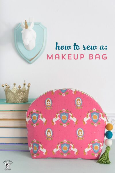 How to Sew a Makeup Bag