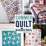 summer quilt patterns