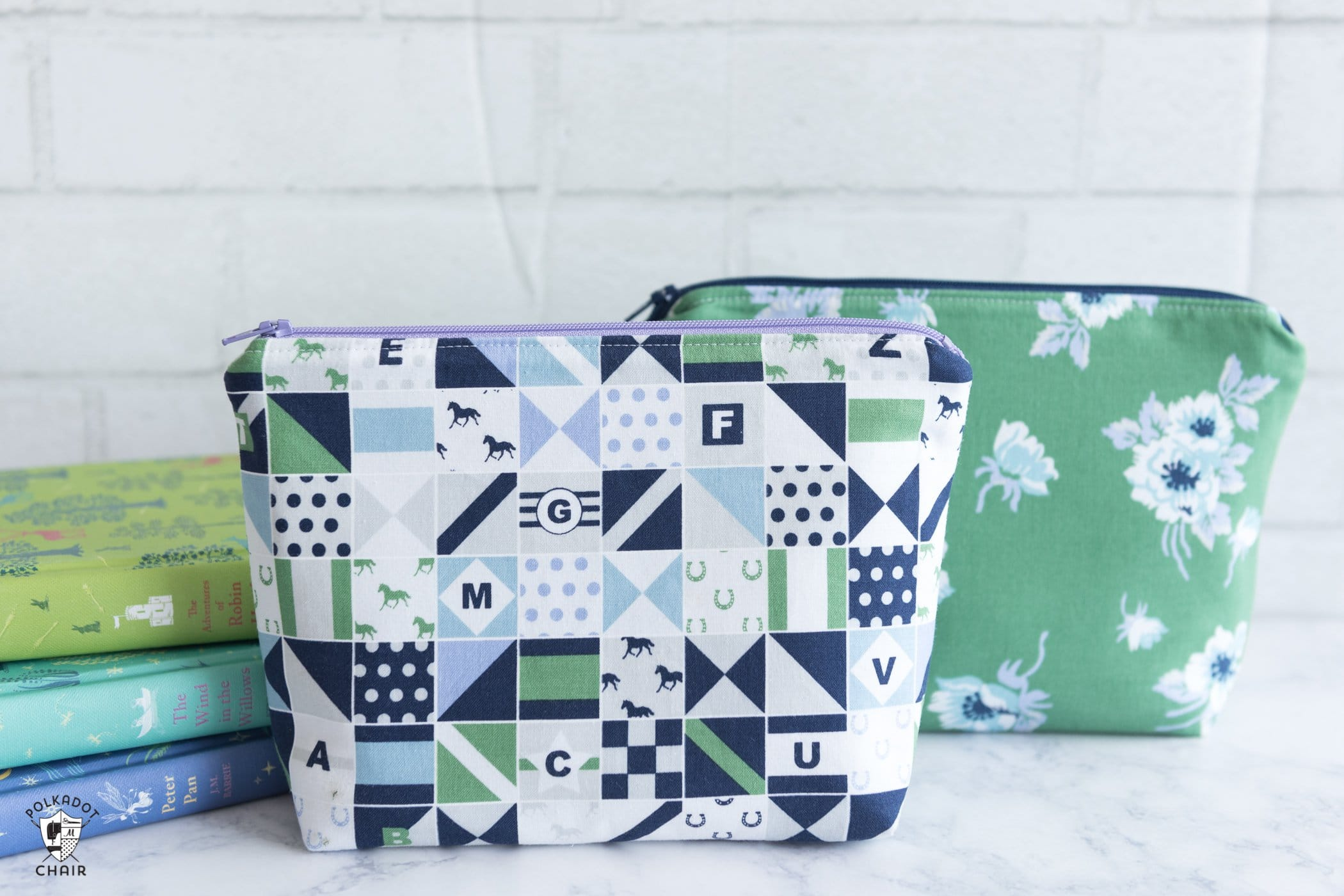 Learn to sew simple patterns
