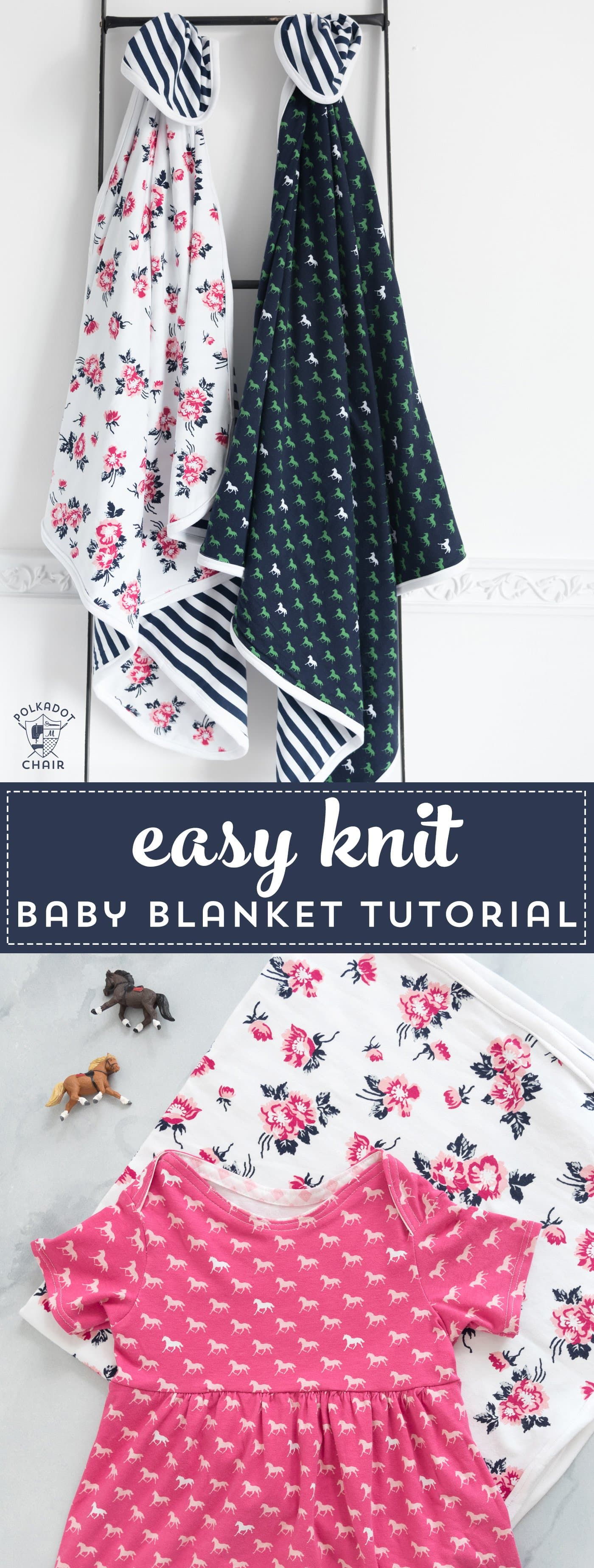 Easy Baby Blanket Patterns How To Make Baby Blankets