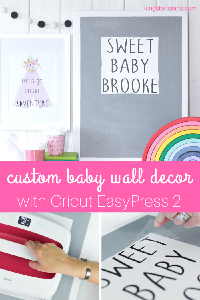 DIY a Custom Backpack with the Cricut EasyPress 2 | The