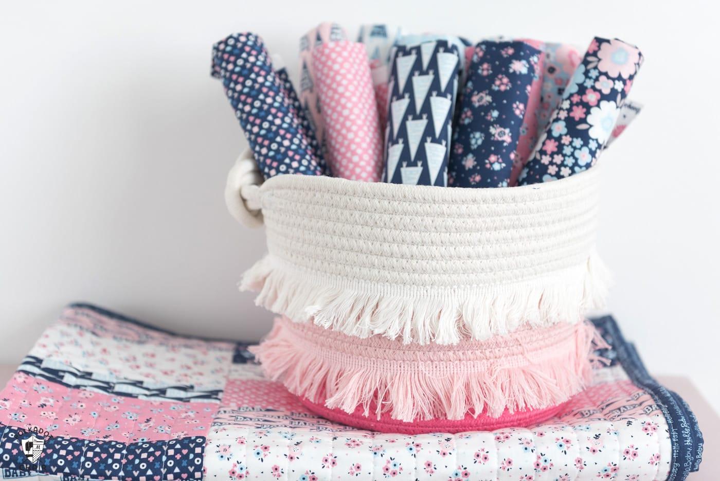 Simple Strip Quilt