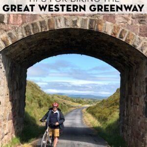 Great Western Greenway in Ireland