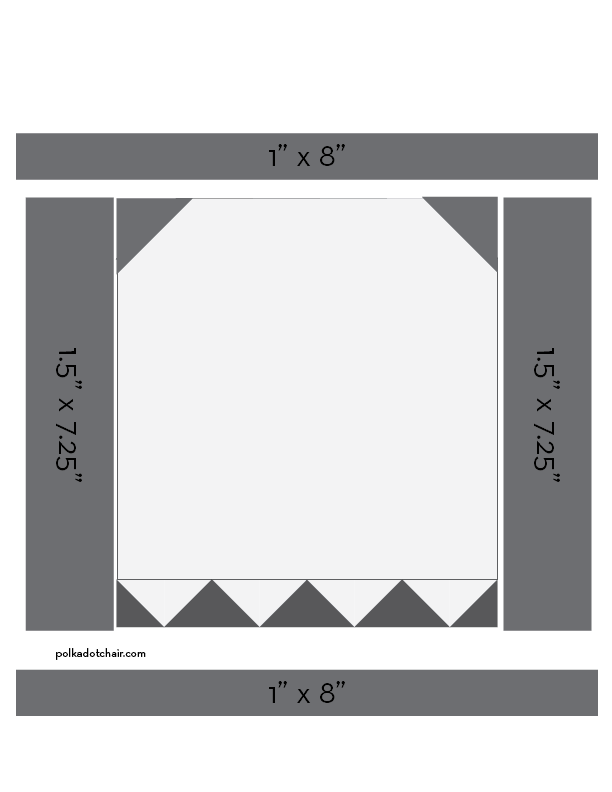 ghost quilt block instructions