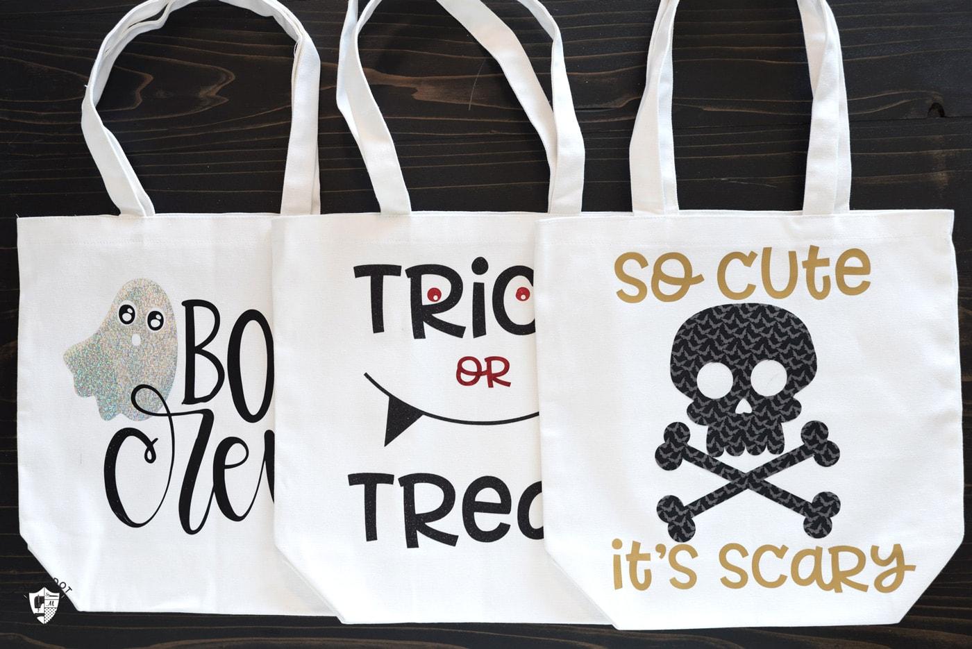 diy trick or treat bags