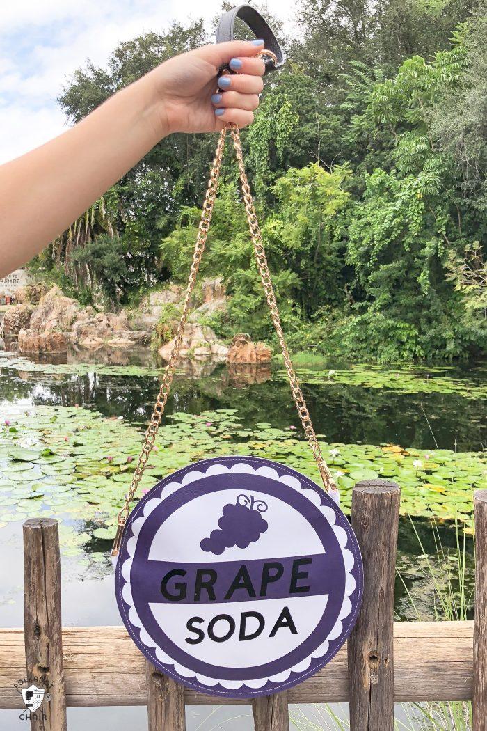 DIY Disney Cross Body Bags