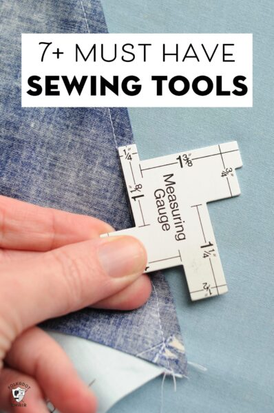 Sewing Tools You Didn't Know you Needed
