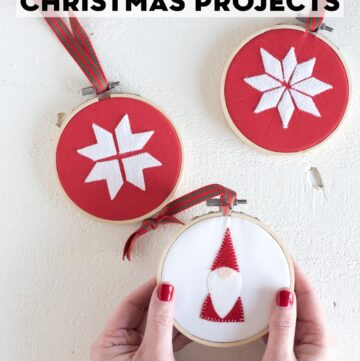 9 Scandinavian Inspired DIY Christmas Decorations