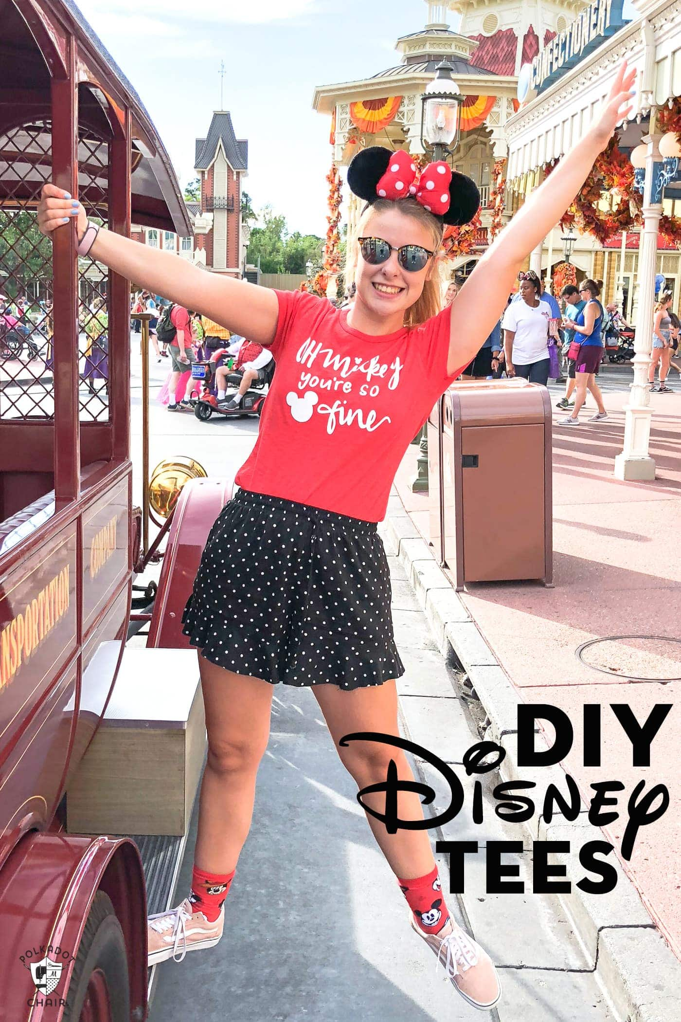 DIY Disney Tees and free Cricut SVG Files