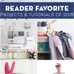 Reader Favorite Craft, Sewing and DIY projects