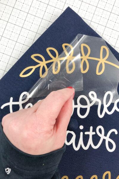 Cute decorated graduation cap