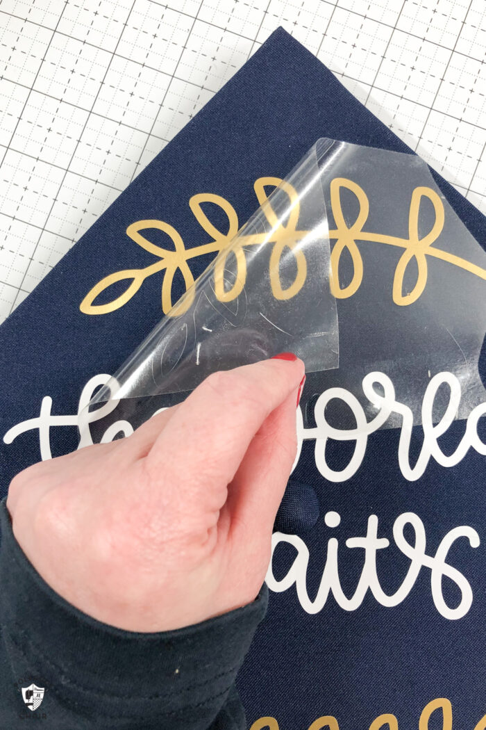 Diy Graduation Cap Decorating Ideas Using Cricut Iron On The Polka