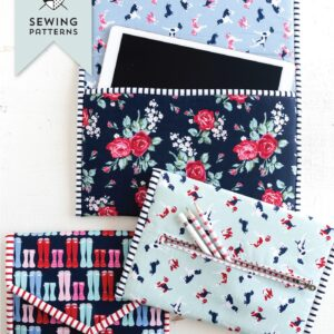 New Sewing Pattern! The Busy Day Tablet Case