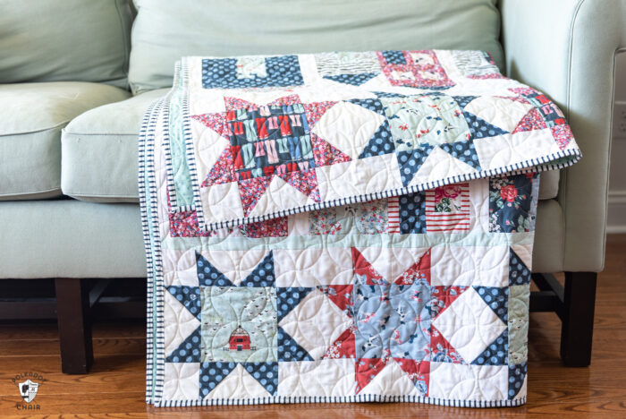 let's stay home quilt pattern