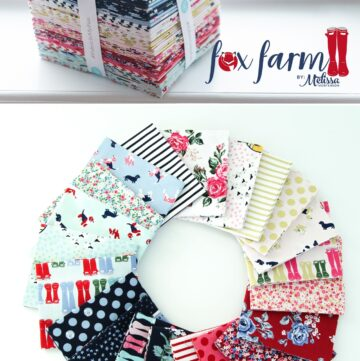 Introducing the New Fox Farm Fabric Collection