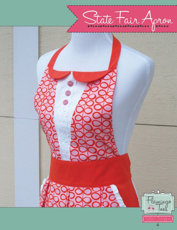 State Fair Apron Pattern Release! -