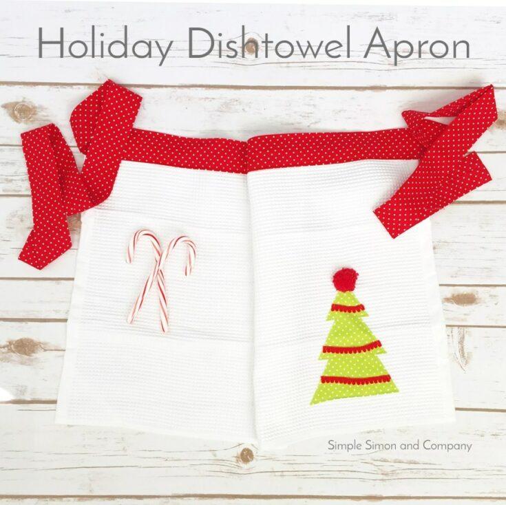Dishtowel Apron