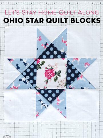 Ohio Star Quilt Blocks