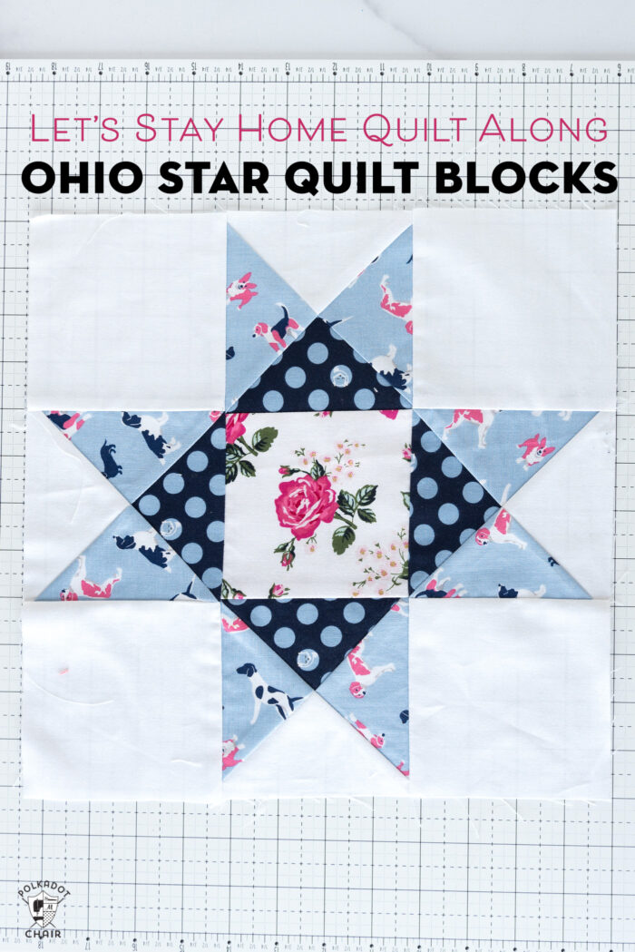 Ohio Star Quilt Blocks
