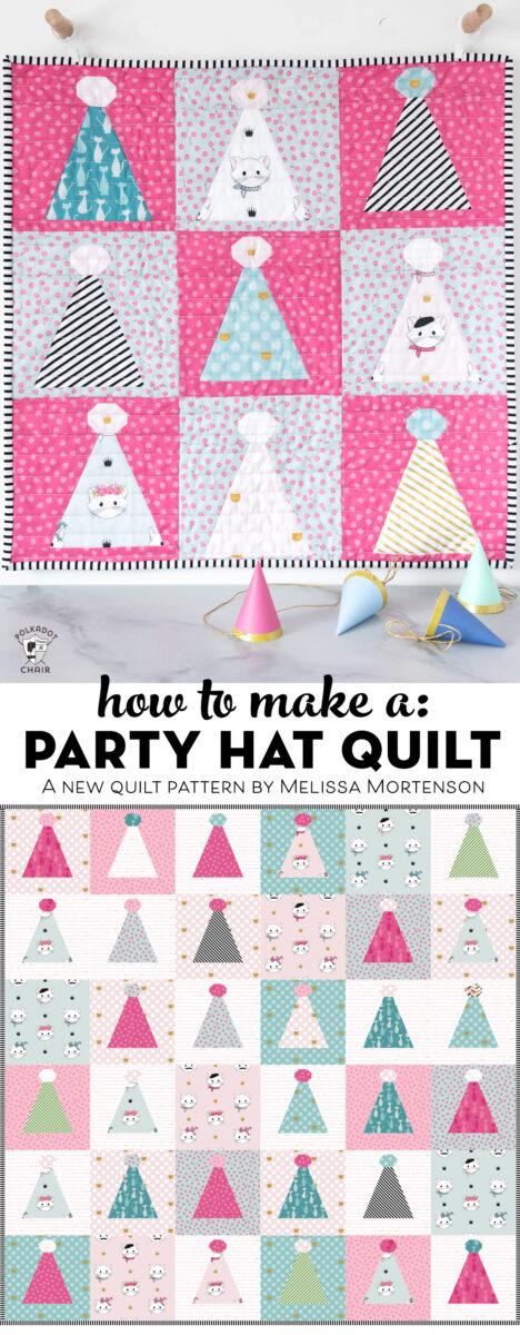 Party Hat Quilt