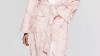Women's Cozy Faux Fur Robe