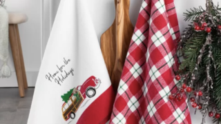 Holidays Kitchen Towels