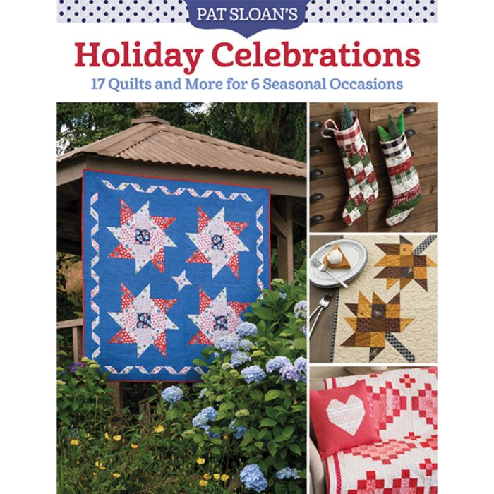 cover of the holiday celebrations book