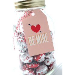 Be Mine for Avery Tags