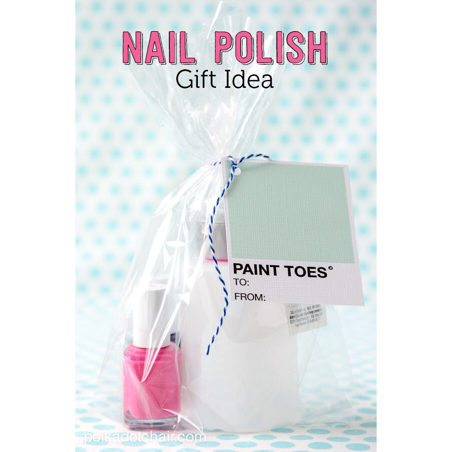 Paint Toes - Small
