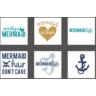 Mermaid SVG Bundle