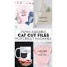 Cat SVG Files
