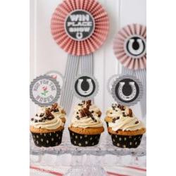 Derby Cupcake Pics