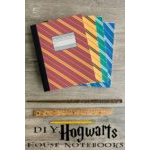 Striped Notebook Coveres