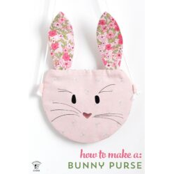 Bunny Bag SVG File