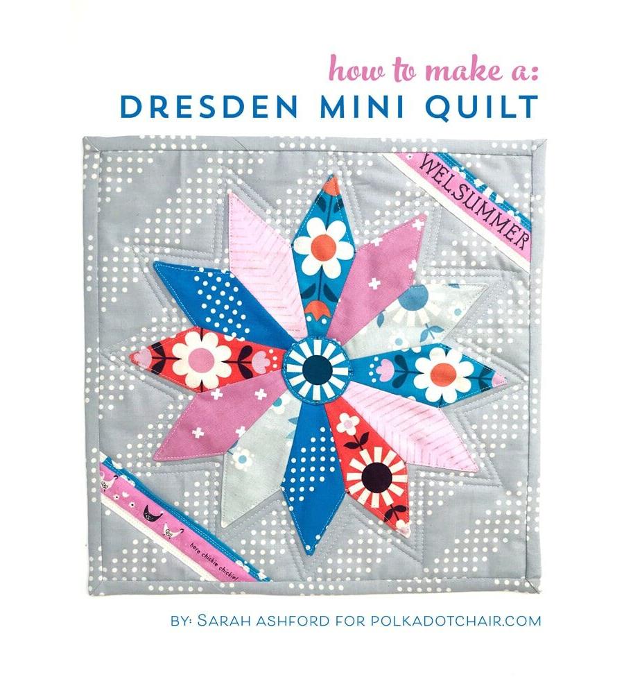 Dresden Mini Quilt