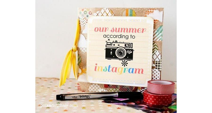 Instagram Summer Printable