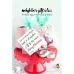 Tape Gift Christmas Tag Printables